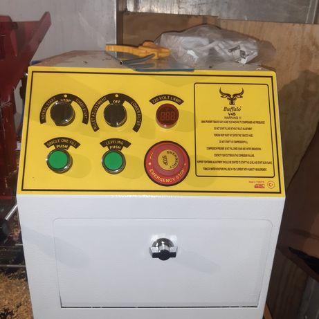 Automatic, maszyna do nabijania gilz papierosowych