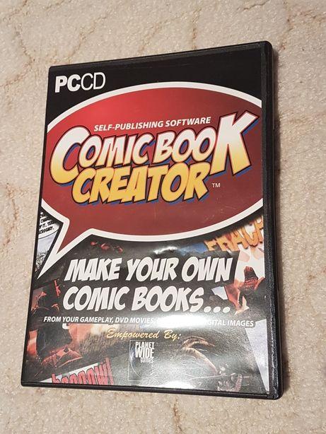 Kreator komiksów Comic Book Creator na PC