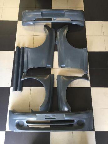 Kit fibras kit Car 106 Maxi