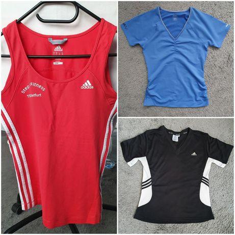 Koszulki sportowe Reebok Adidas M 3-pak OKAZJA
