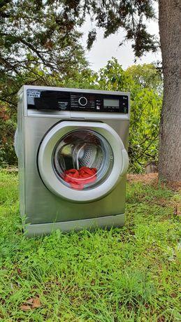 Máquina de lavar roupa 7kg inox - Revista