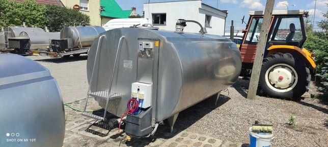 Schładzalnik mleka 5000 ltr , gwarancja