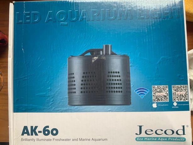 Lampa do akwarium morskiego Jebao Jecod AK-60 63W