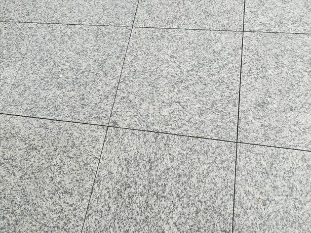 Płyty Granitowe 60x60x3cm Granit szary Kamienne Kamień Naturalny