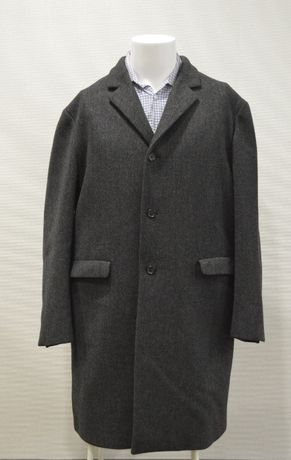 Мужское шерстяное пальто фирмы Prada Оригинал