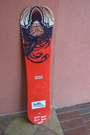 deska snowboardowa Nidecker Stardust 125 cm