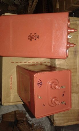 конденсаторы К75-15 5кв-2мкф