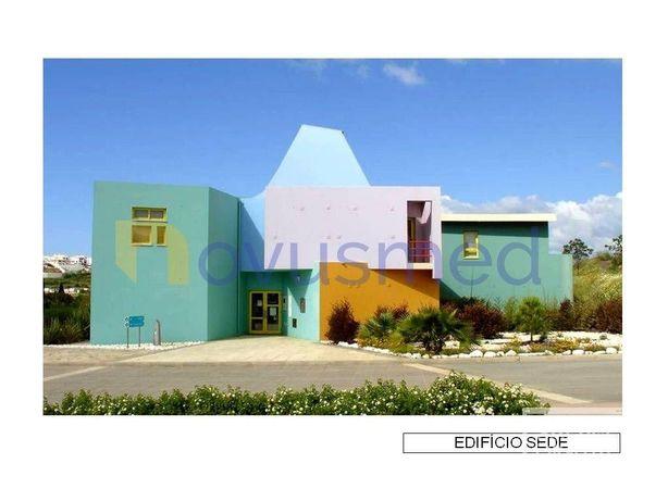 Algarve, Marina de Albufeira, Edificio Comércio e serviço...