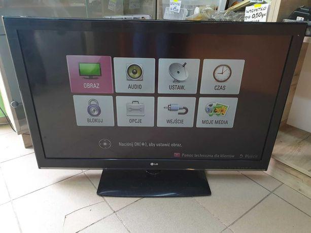 Telewizor LCD 42cala LG 42CS460 z Dekoderem DVB-T