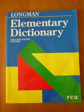 Słownik z rysunkami + płyta CD Longman Elementary Dictionary,