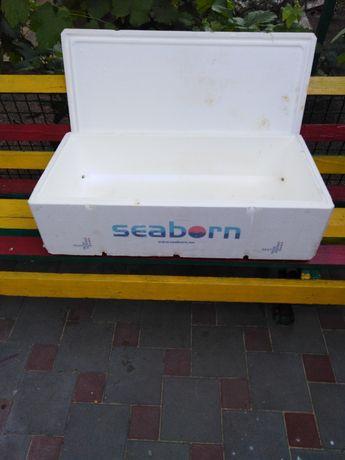 Продам   пенопластовые   ящики с крышками(термоящики)