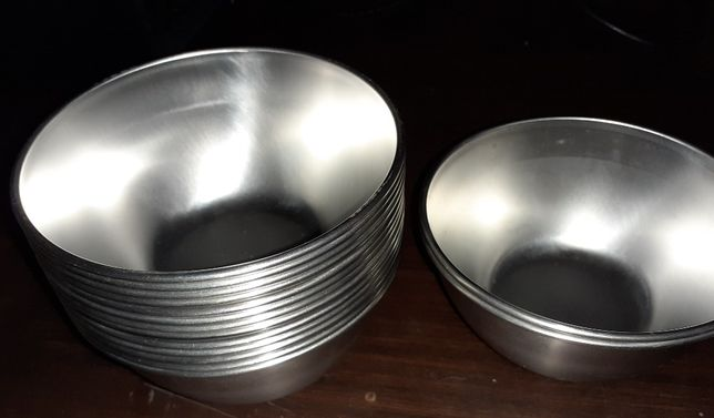 Taça sopa em inox ø12cm