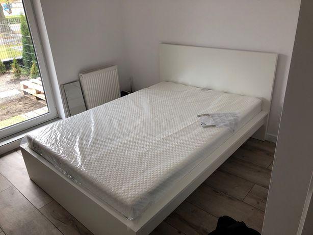 Łóżko z materacem 140x200 F40 Gold Gwarancja