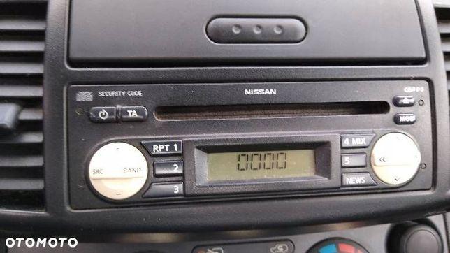 radio cd NISSAN MICRA K12