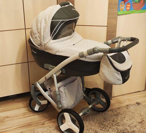 Wózek dziecięcy 3w1 + BAZA ISOFIX