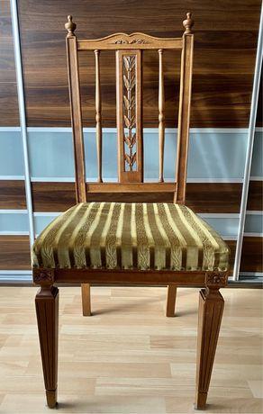 Zabytkowe krzesło z Niemiec