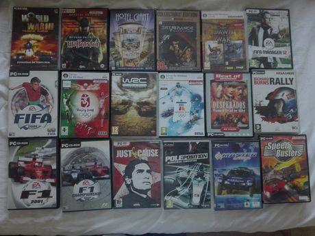 Conjunto Jogos PC