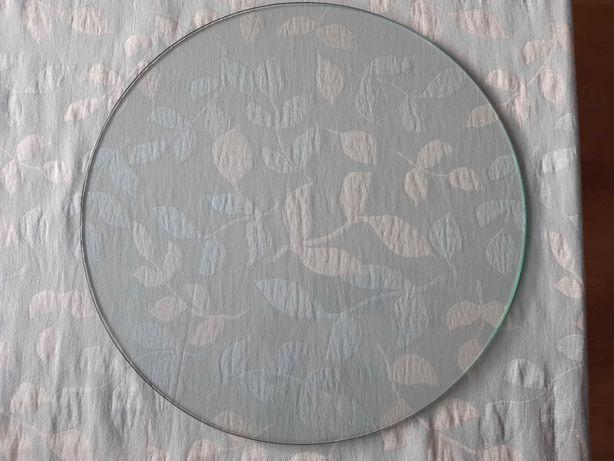 Szkło na stół okrągły