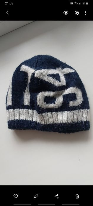 Шапка зима, теплая шапка, шапка 2-4 г, Одесса - изображение 1