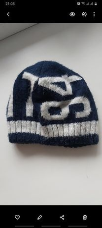 Шапка зима, теплая шапка, шапка 2-4 г,