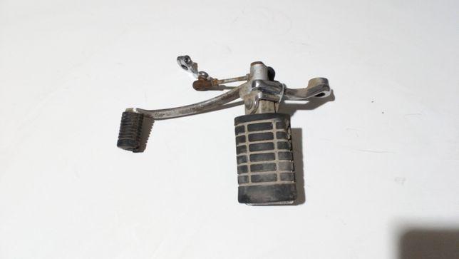 HONDA VF 500 C MAGNA dzwignia biegów SET podnóżek lewy wysyłka