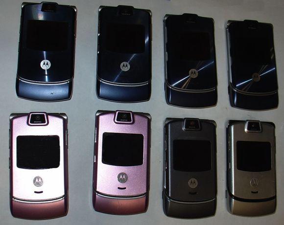 GSM Motorola V3 телефон