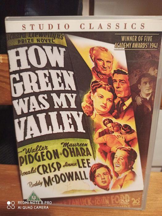 Zielona dolina (How green is my walley) DVD polskie napisy. Tychy - image 1
