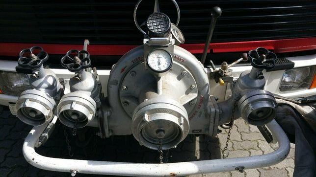 Motopompa Pompa Strażacka Deszczownia Bursztyn 2000l/min 15bar 150m3/h