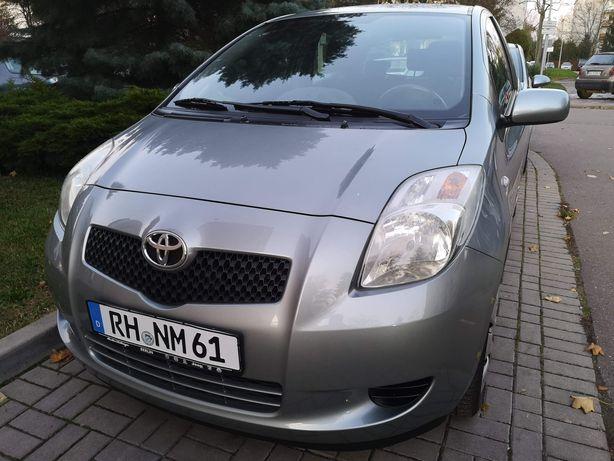 Toyota Yaris 1.3 Sprowadzona 1 właściciel Niski przebieg Opłacona