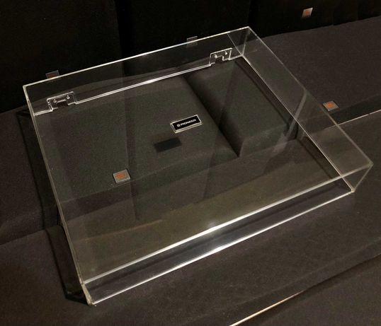 Gramofon pokrywa polerowanie gramofonowa plexi