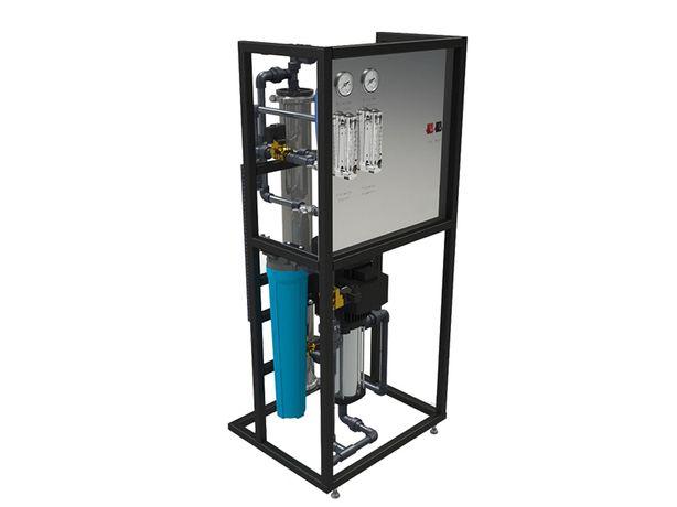 Промышленная система обратного осмоса 250 литров/час (ULPRO140-S)