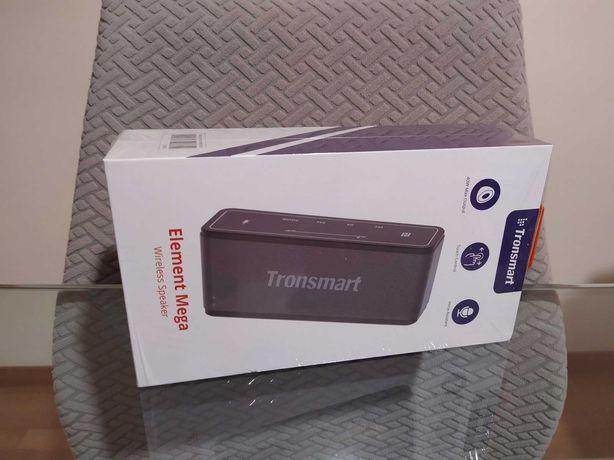 coluna Bluetooth 40W,,TRONSMART MEGA,,nova caixa,,selada