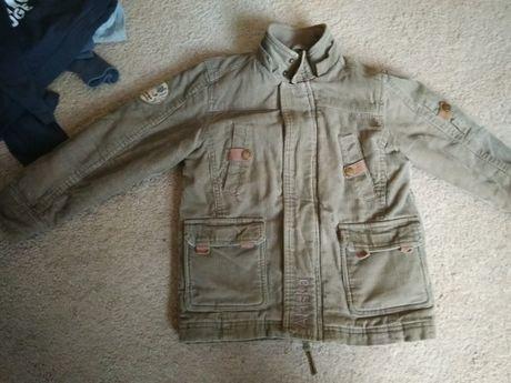куртка Аляска демисезонная р.122-126