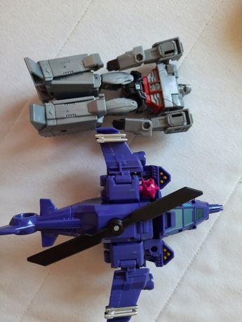 Transformers e avião transformers