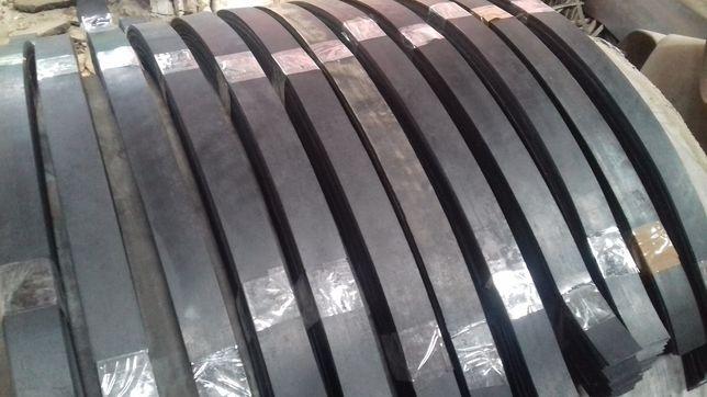 Порезка и изготовление изделий из резины и конвейрных лент.