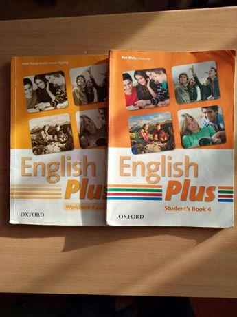 English Plus 4/ книга з англійської мови