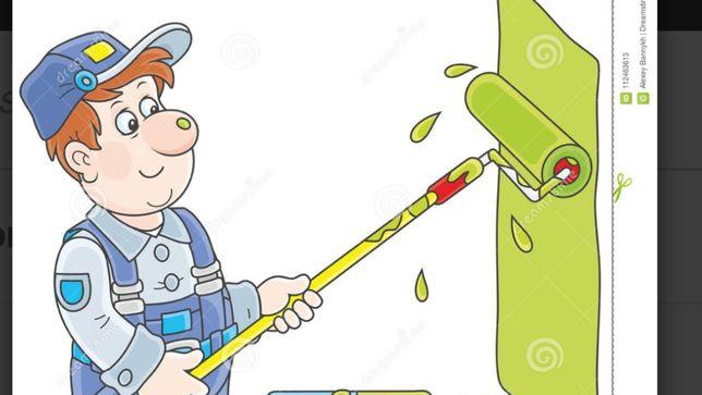 Serviço de pintura e impermeabilização