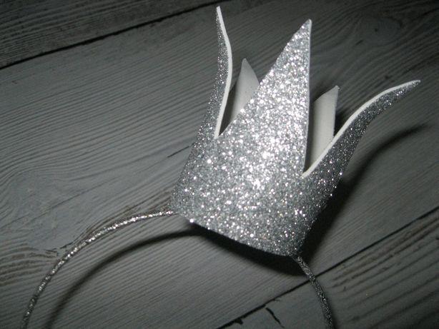 Обруч (ободок ) - корона , колір на вибір