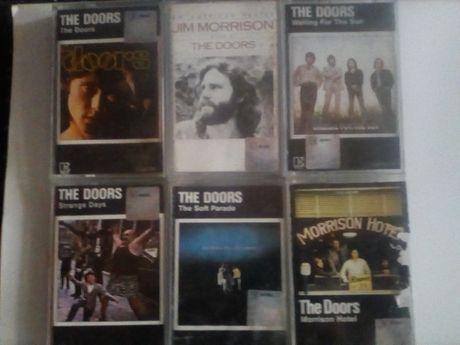 The Doors kasety magnetofonowe 6 szt