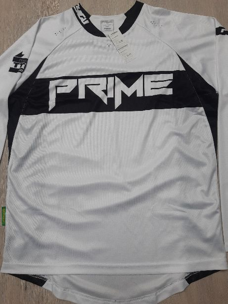 Koszulka jersey na rower DH/enduro/cross/bmx Tygu Prime r.S