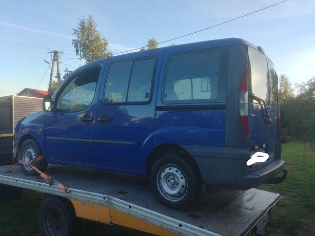 Fiat doblo na części
