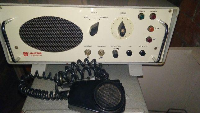Radiostacja Radmor R2432 zestaw - MO , straż, pogotowie