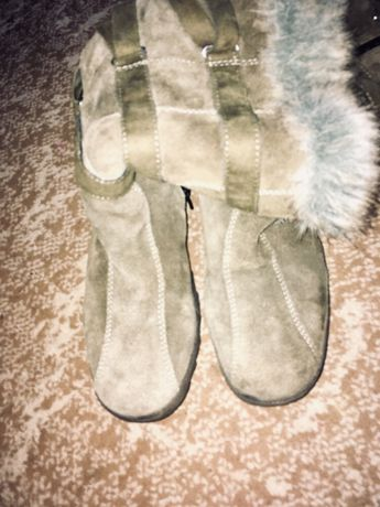 Сапоги зимние женские Reiker