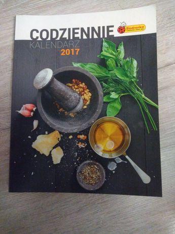 Przepisy kulinarne ,Kalendarz 2017.