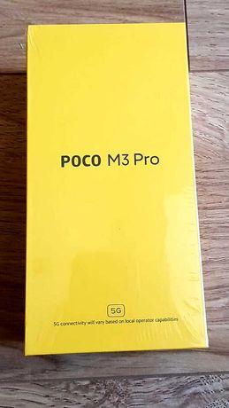 POCO M3 PRO 5G 6/128GB nowy czarny GW