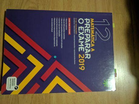 Livro Preparação Exame Matemática 12o Ano 2019