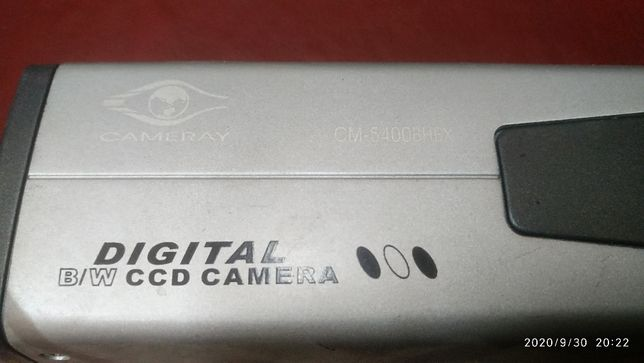Продам VGA камеру с обективом