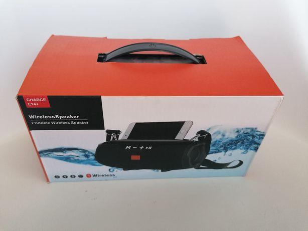 Głośnik bluetooth charge E14  nowy