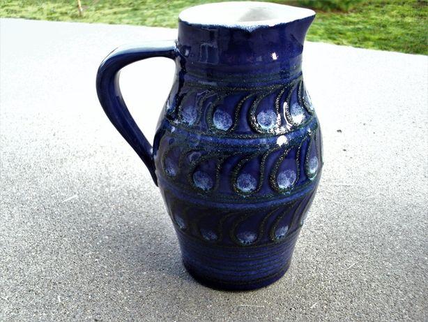 dzban,wazon ceramika Strehla fat-lava