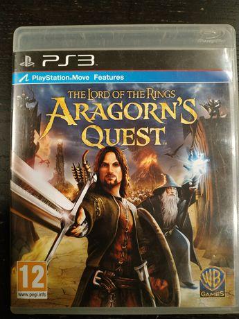 Playstation 3 Aragorn's Quest PS3. Władca Pierścieni: Wyprawa Aragorn